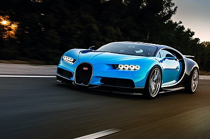 Bugatti lance officiellement la Chironet ses 1500 chevaux
