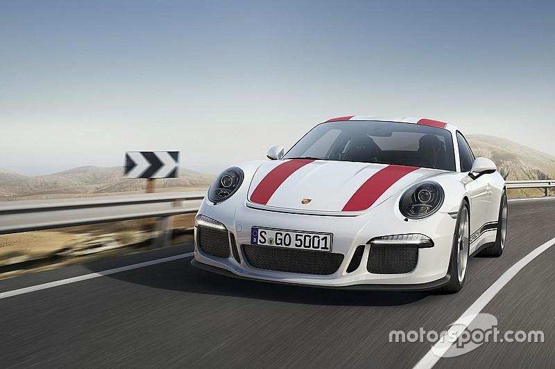 Porsche 911 R: dit is dé supercar voor de Porsche-purist