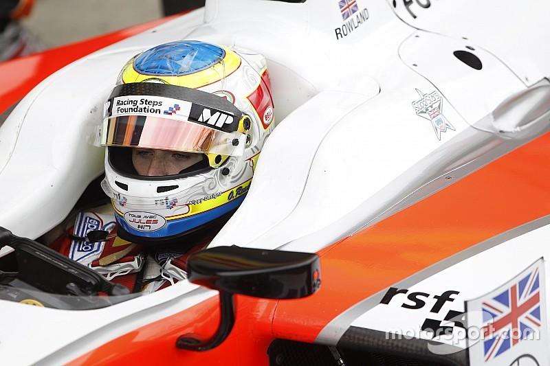 MP Motorsport gaat met Rowland voor topklassering in GP2