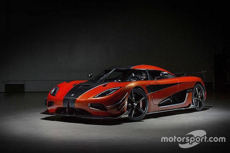 La Koenigsegg Regera défie la Bugatti Chiron