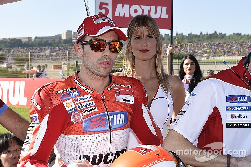 Pirro vervangt Petrucci in MotoGP-test Qatar
