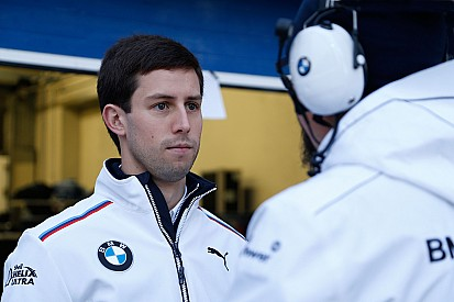BMW factory duo Sims and Eng enter Blancpain GT with Rowe