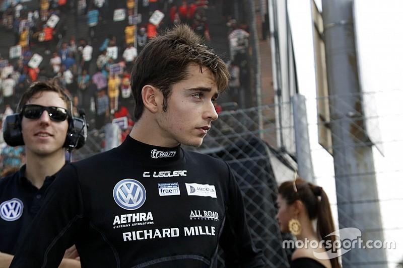 FDA: Leclerc al rookie test con Haas e pilota di sviluppo Ferrari!