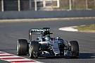 Formel-1-Test in Barcelona: Mercedes zeigt der Konkurrenz, wo es langgeht
