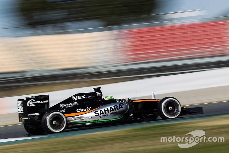 Force India sait globalement où se situer pour Melbourne