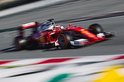"""Räikkönen - """"Les essais sont faits pour progresser"""""""