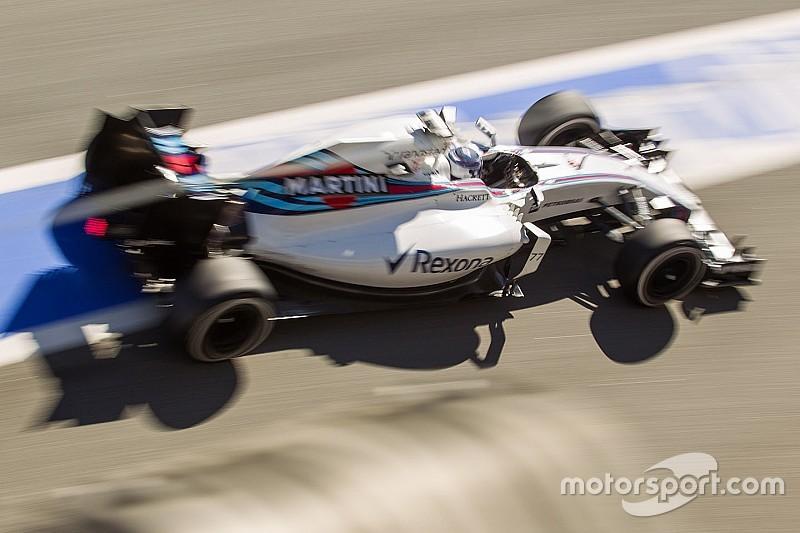 """Bottas voit Williams """"à peu près"""" au niveau de Ferrari et Red Bull"""