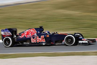 """Verstappen: """"Abbiamo messo alla frusta la STR11 ed è andata bene!"""""""