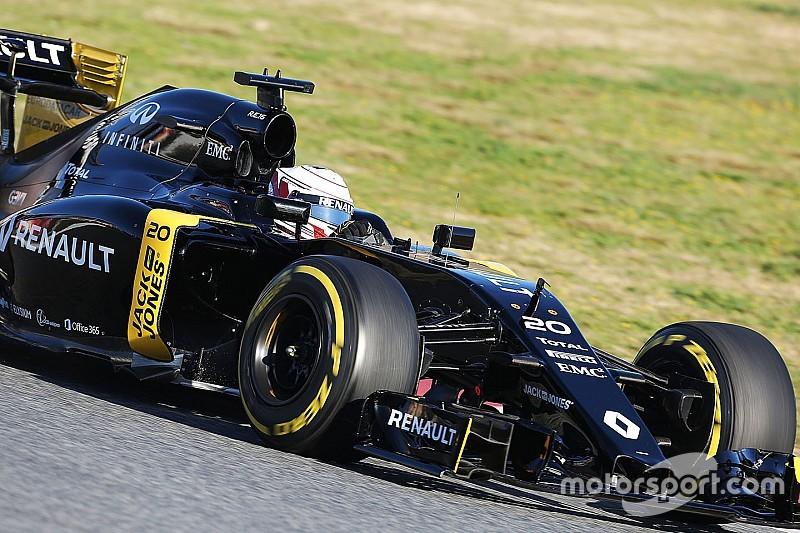 """Magnussen: """"Renault begint seizoen buiten de punten"""""""