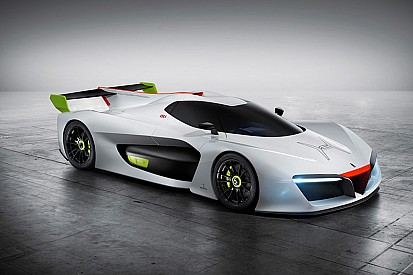 Pininfarina et GreenGT présentent l'hydrogène à 300 km/h