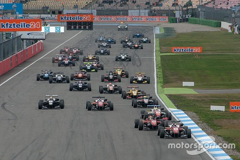 فورمولا 3 الأوروبية تؤكد مشاركة 24 سيارة في منافسات موسم 2016