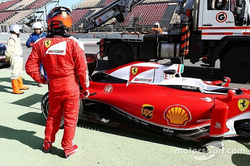 Aucun problème avec le moteur, assure Ferrari