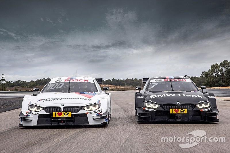 Diaporama - Les pilotes et livrées BMW pour la saison DTM 2016