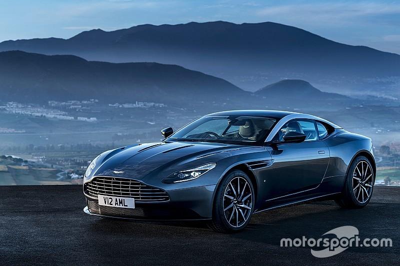Première mondiale pour l'Aston Martin DB11 à Genève