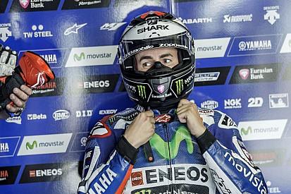 Essais Losail - Lorenzo domine la soirée, petite chute pour Rossi