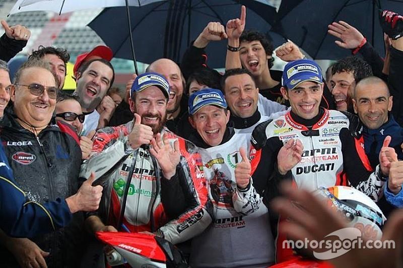 Il Barni Racing Team difenderà il titolo del CIV Superbike