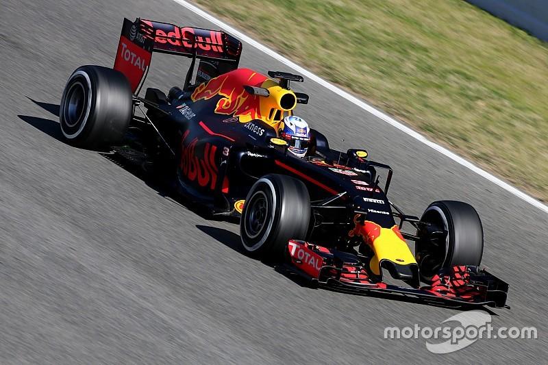 """Ricciardo n'a """"pas d'espoirs très élevés"""" pour Melbourne"""