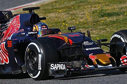 """Sainz - Toro Rosso enchaîne les tours après un hiver """"difficile"""""""