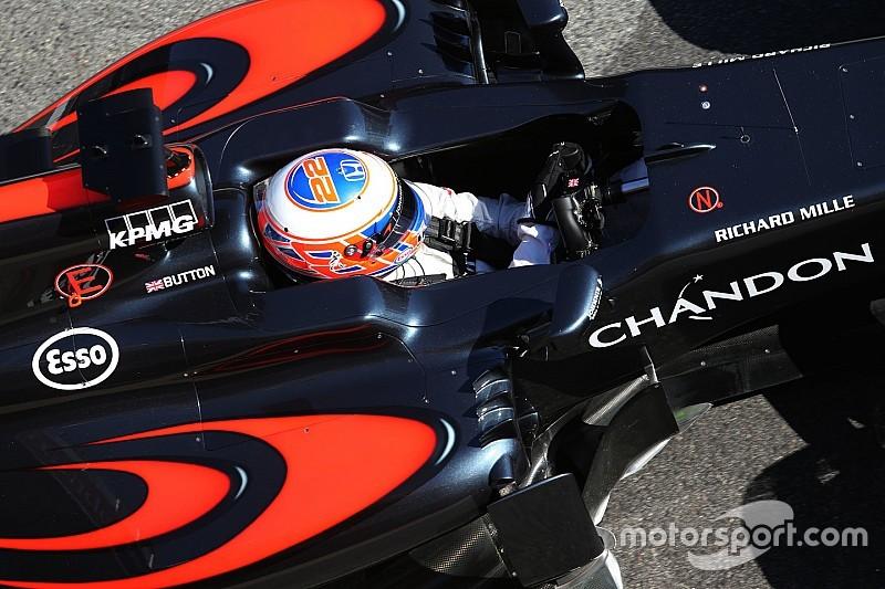 Button - Des progrès plus importants que jamais chez Honda