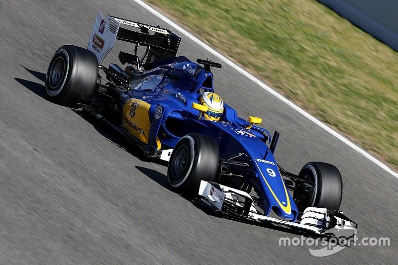 Ericsson - Sauber a progressé sur la stabilité et l'aéro