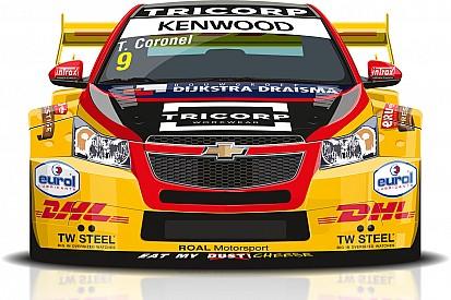 Coronel rinnova con ROAL Motorsport