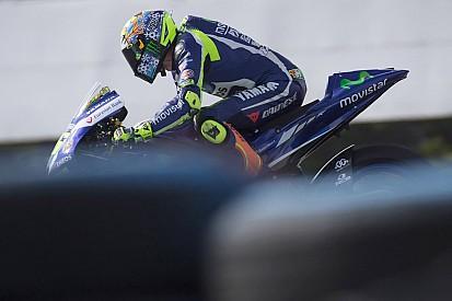 """Para Valentino Rossi: """"Ya estamos en modo carrera"""""""