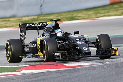 Renault pense avoir réduit l'écart avec Mercedes et Ferrari