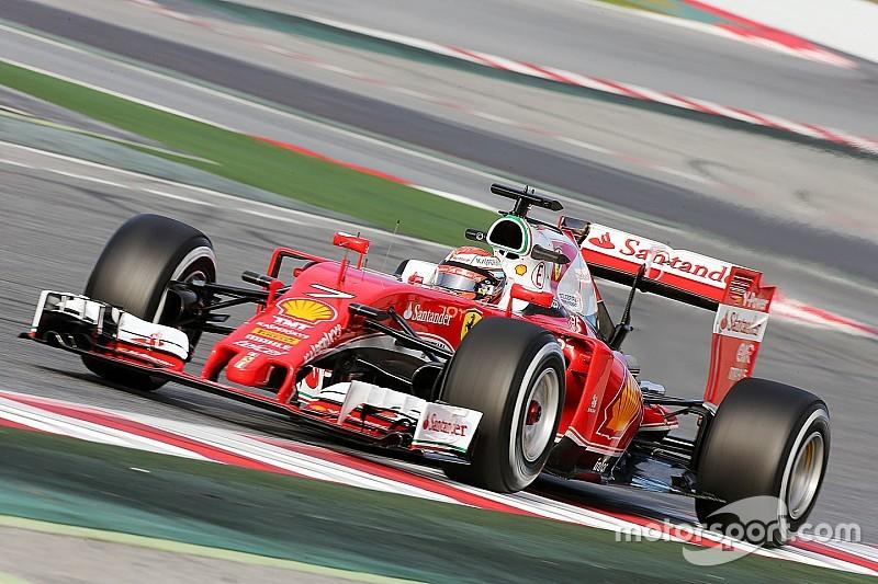 Jour 7 - Räikkönen, l'homme de la matinée à Barcelone