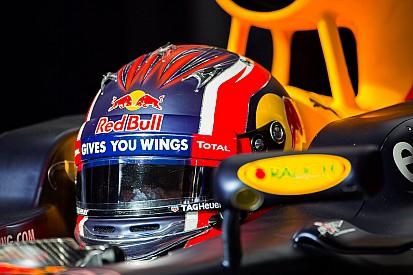 Red Bull plant Test mit eigens entwickeltem Cockpitschutz