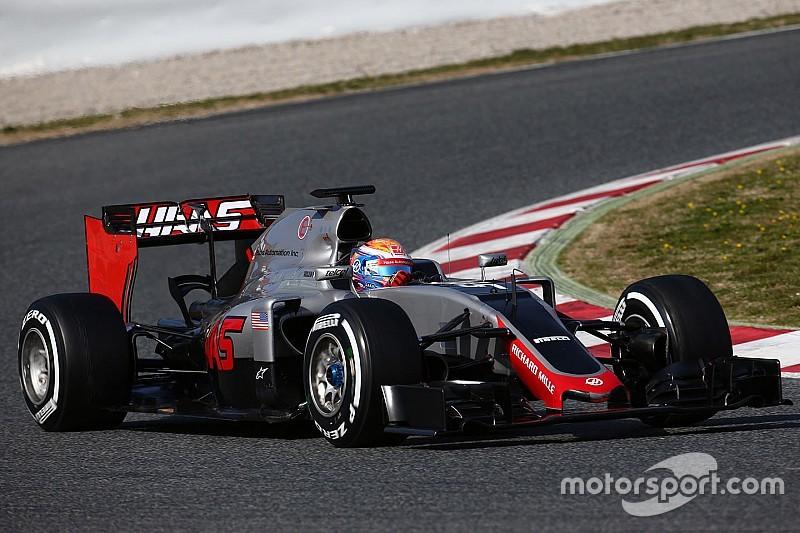 Encore des difficultés pour Haas F1