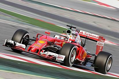 Test Barcellona, Day 3: la Ferrari è veloce ma anche solida