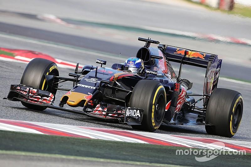 Verstappen - Fiabilité et réalisme chez Toro Rosso