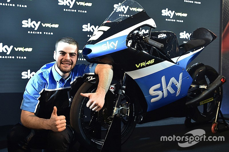 Moto3-Test Jerez: Fenati übernimmt Spitze