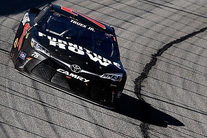 Erste NASCAR-Strafen: Sperre im Truex-Team