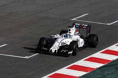 Williams não terá bico novo até fim de testes em Barcelona