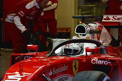 La Ferrari prosegue l'esperimento con l'Halo