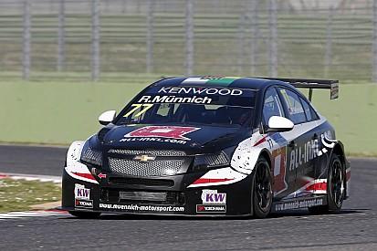 Deutsches Team in der WTCC: Münnich Motorsport wieder mit einem Chevrolet
