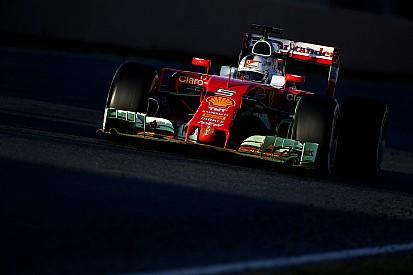 Jour 8 - Vettel en tête, petite panne pour Mercedes