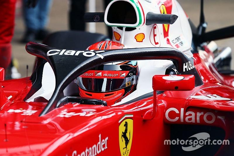 """""""Bitte nicht!"""" Formel-1-Weltmeister Lewis Hamilton ist kein Fan von """"Halo"""""""