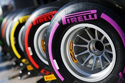 Pirelli: ecco il differenziale di tempo fra le cinque mescole