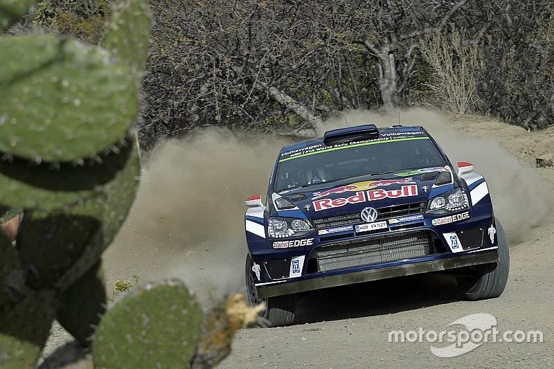 Latvala toma el liderato en el Rally México
