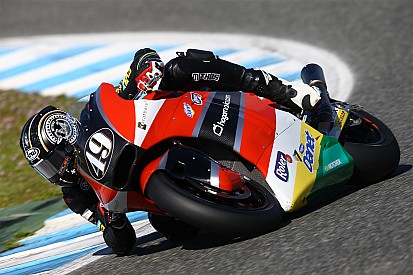 Pons quickest in three-day Moto2 Jerez test