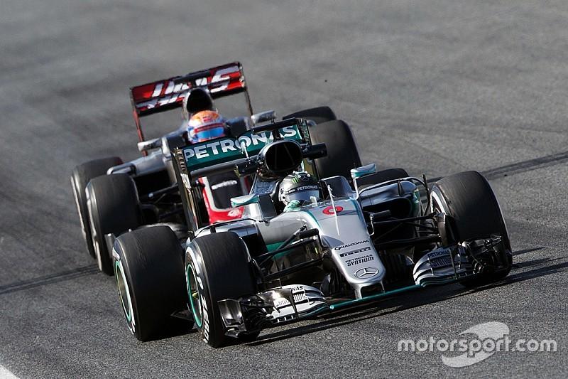 La F1 vise toujours un gain de 5 secondes au tour en 2017
