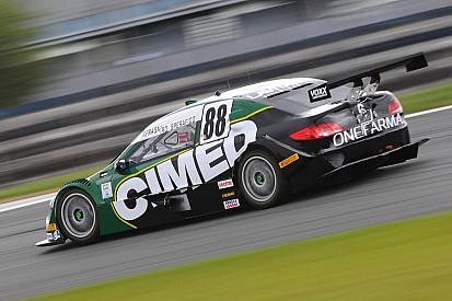 Brazilian V8 Stock Cars: Fraga/Sperafico set the best lap so far