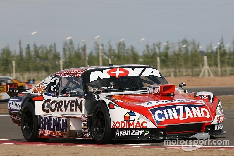 Rossi tiene la pole provisoria en Neuquén