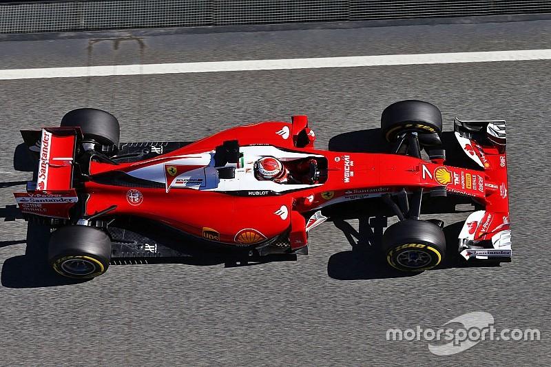 Formel-1-Test in Barcelona in Zahlen