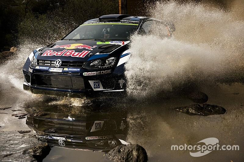 WRC-Rallye Mexiko: Latvala in Führung, Aus für Neuville nach Crash