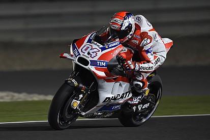 "Dovizioso: ""En ritmo de carrera estamos con Lorenzo"""