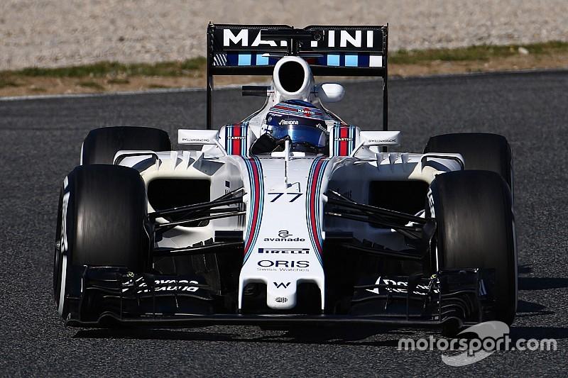 威廉姆斯的新鼻翼巴林大奖赛才能用