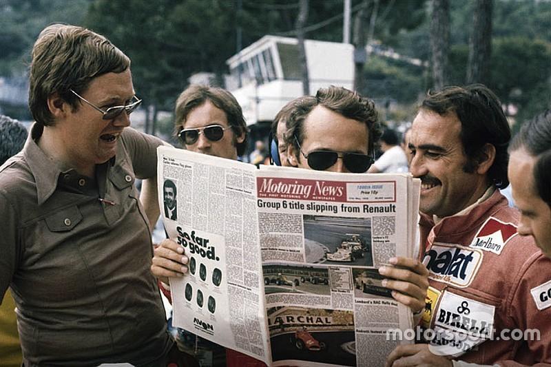 Alan Henry, veterano periodista de F1, falleció